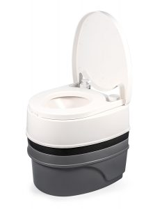 Camco Travel Toilet - Best Rated for Ease of Use