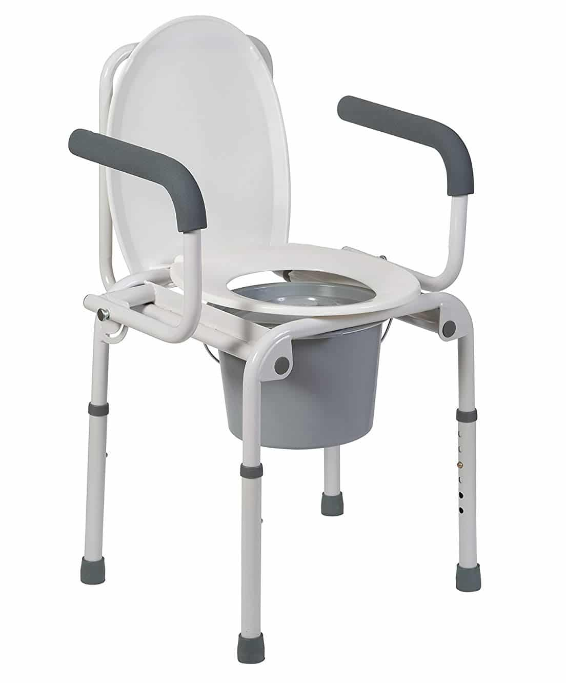 Duro-Med Deluxe Commode - Best for Medical Purpose