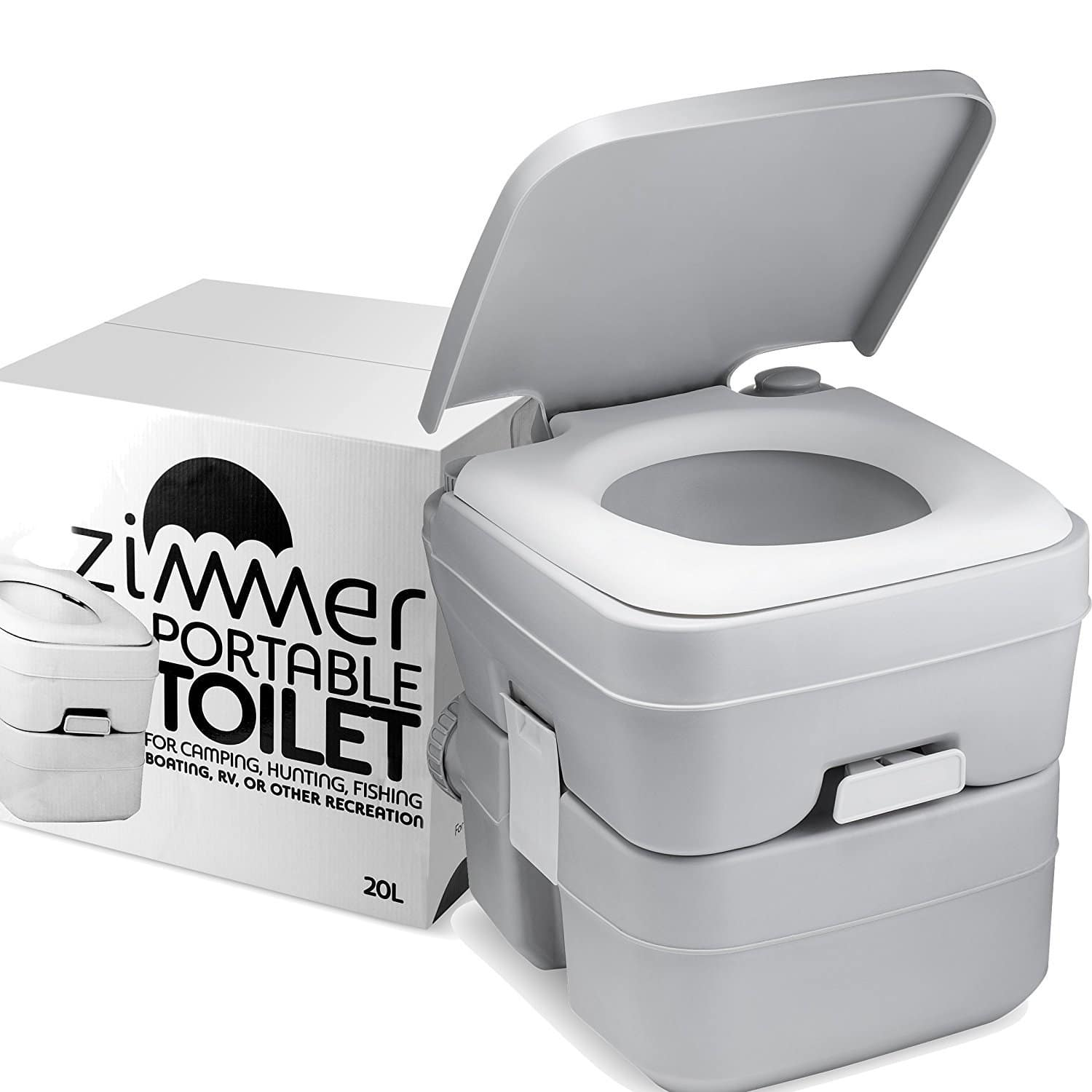 Zimmer Porta Potty – Best for Budget