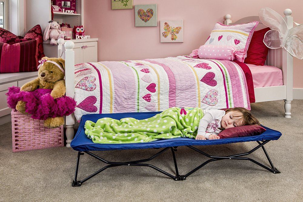 Best Portable Toddler Beds [Review & Guide] In 2019