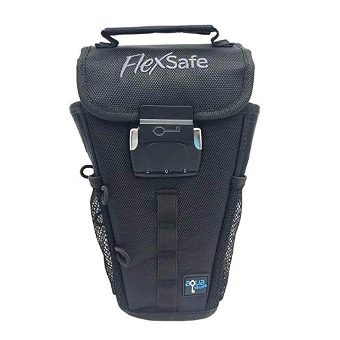 FlexSafe: Anti-Theft Portable Safe and Beach Chair Vault. Packable & Slash Resistant