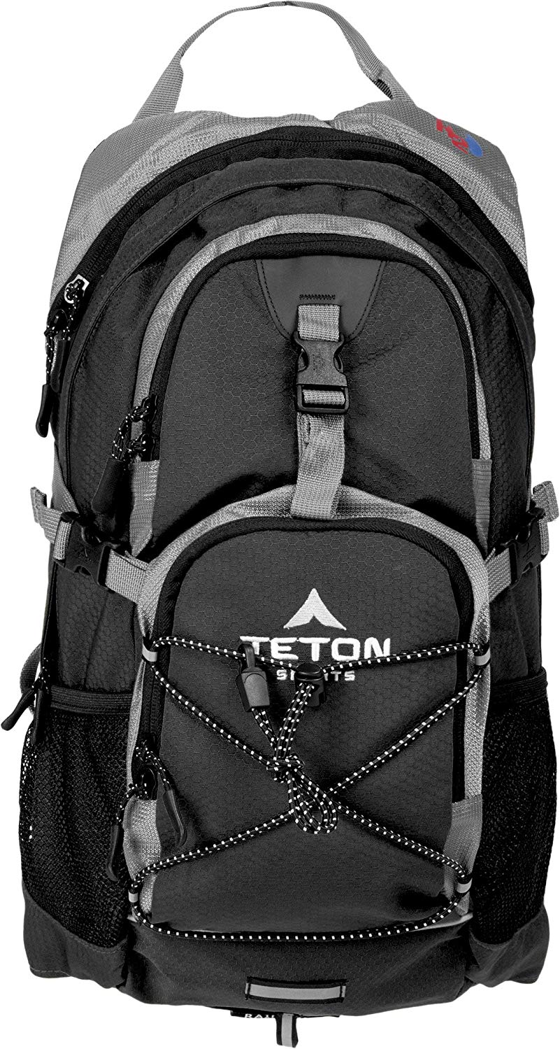 TETON Sports Oasis 1100 Hydration Pack | Free 2-Liter Hydration Bladder