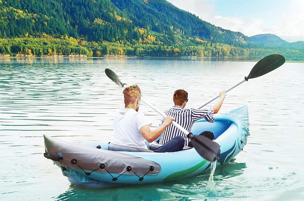 Best Inflatable Kayaks - Review & Guide
