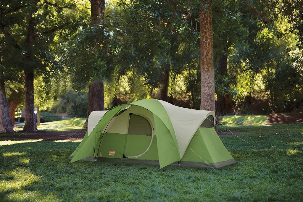 Buyer's Guide for the Best Coleman Camping Tents