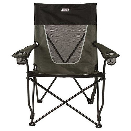 Coleman Ultimate Comfort Sling Chair, Gray (Gray)