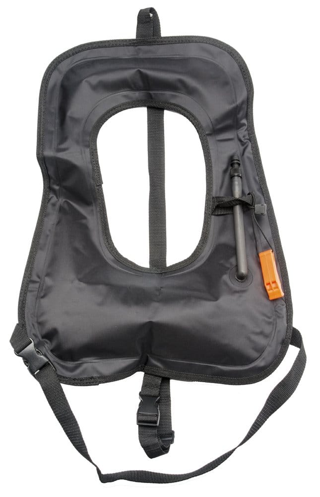 Innovative Scuba Concepts Innovative Scuba Snorkel Vest Life Jacket for Floatation and Safety, Adults and Kids Sizes