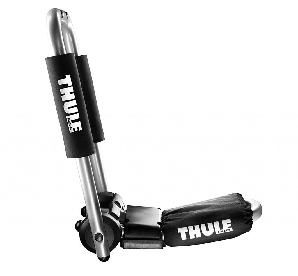 Thule Hull-a-Port Pro Rooftop Kayak Carrier