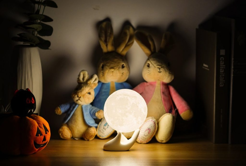 10 Best Moon Lamps - Review & Buyer's Guide
