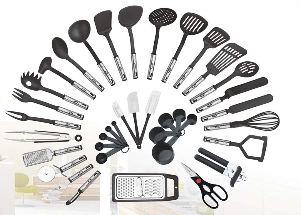 38-piece Kitchen Utensils Set Home Cooking Tools Gadgets