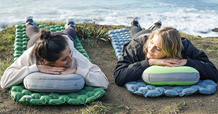 Best Camping And Backpacking Pillows 2019
