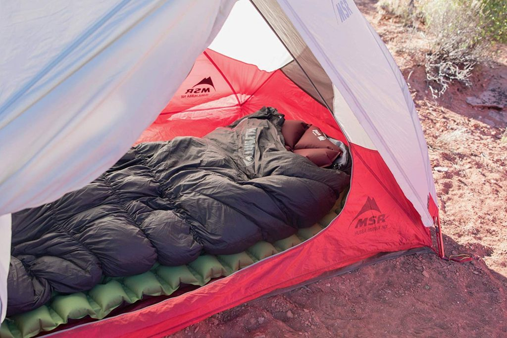 Buyer's Guide for the Best Backpacking Pillows