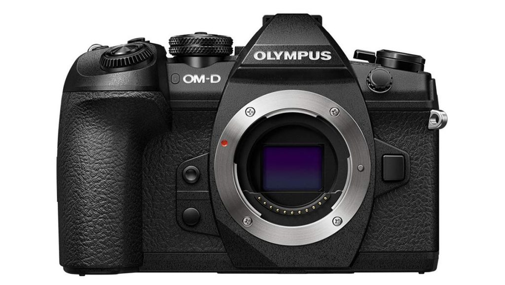 Olympus OM-D E-M1 Mark II Camera Body Only, (Black)