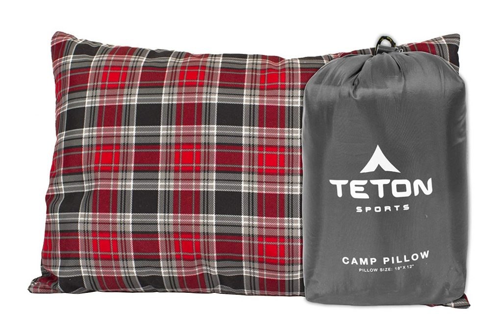 TETON Sports Camp Pillow Perfect for Anytime You Travel
