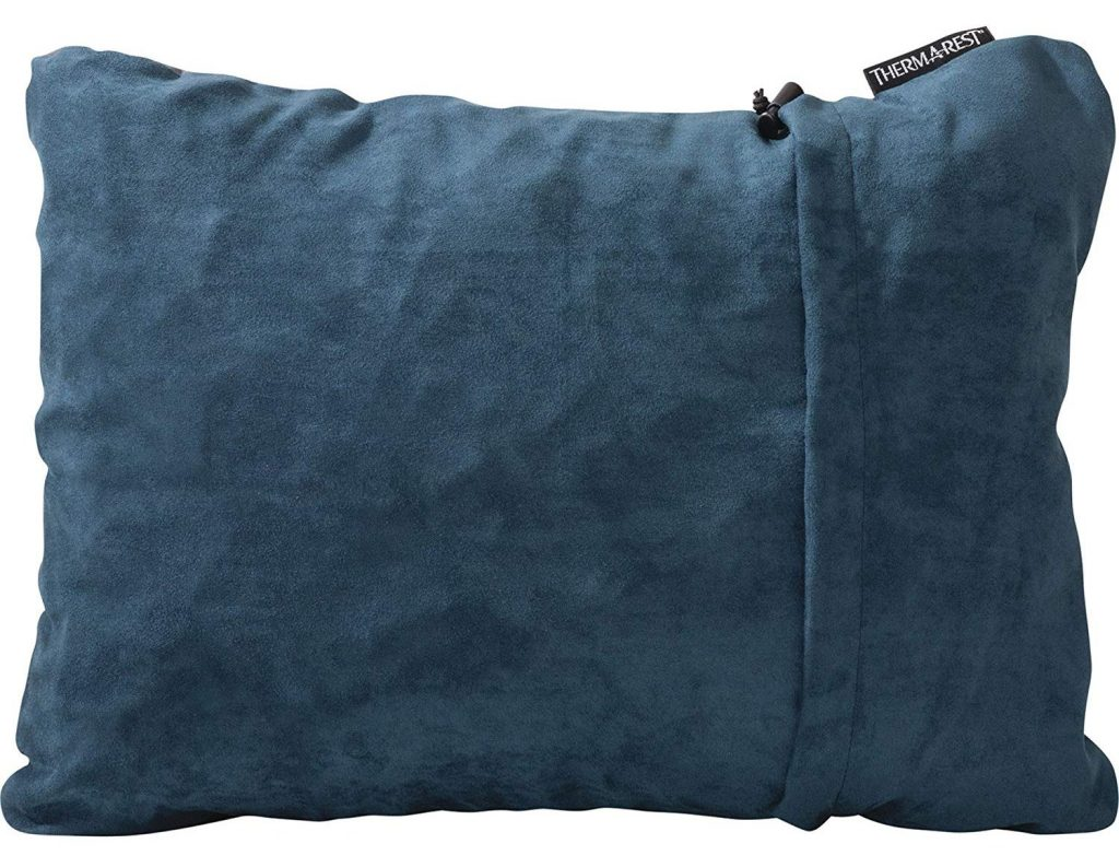 Therm-a-Rest Compressible Travel Pillow for Camping, Backpacking