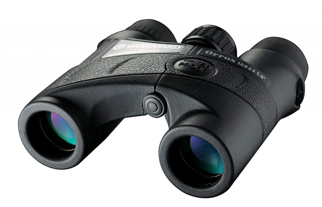 Vanguard Orros 8x25 Lightweight Compact Binocular, Waterproof and Fogproof