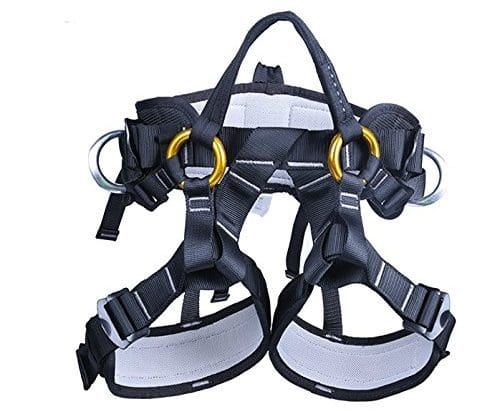YXGOOD Treestand Harness, Tree Working Safety Belt, Climbing Harness For Garden Art Clip, Tree Clip, Firefighting On Tree