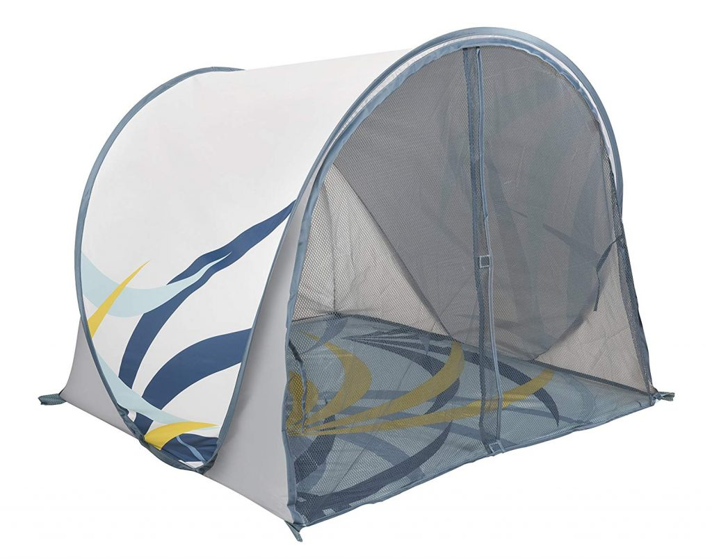 Babymoov Anti-UV Tent | UPF 50+ Pop Up Sun Shelter for Toddlers and Children, Easily Folds Into a Carrying Bag for Outdoors & Beach