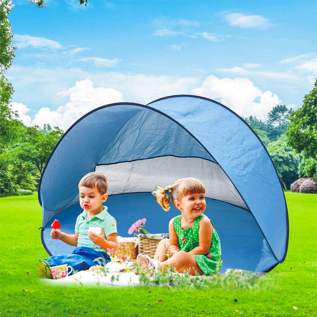 Best Portable Pop Up Tents For Babies In 2019 Reviews