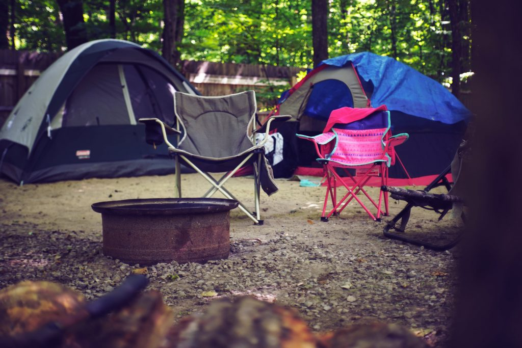 Camping Seats and Stools - Buyer's Guide