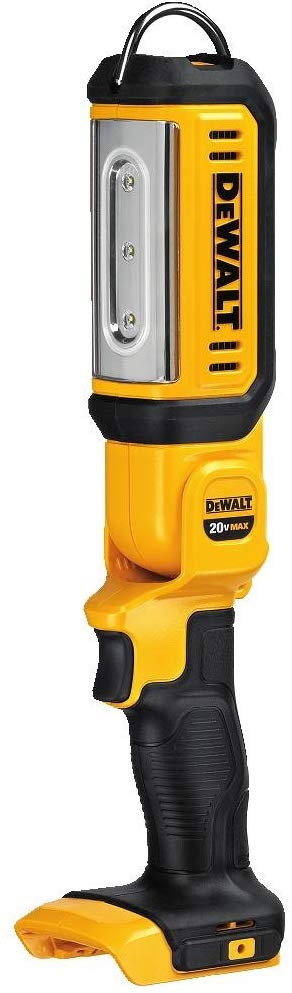 DEWALT 20V MAX LED Work Light, Hand Held, Tool Only