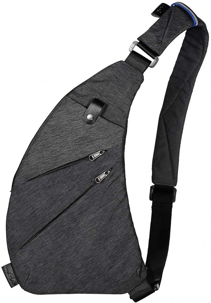 TOPNICE Sling Bag Shoulder Chest Crossbody Bags Lightweight Casual Outdoor Sport Travel Hiking Multipurpose Anti Theft Sling Purse Back Pack for Men Women