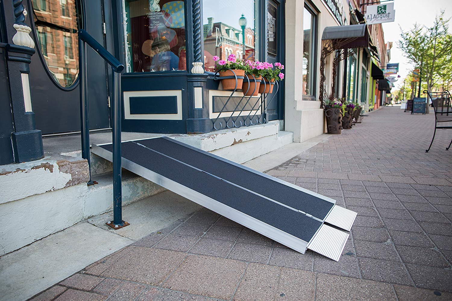 Portable Wheelchair Ramps – Reviews & Buying Guide
