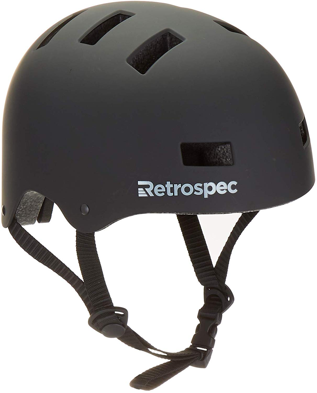 Retrospec CM-1 Classic Commuter Bike Skate Multi-Sport Helmet with 10 Vents