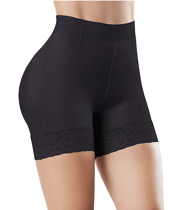 Shape Concept ​ Butt Lifter Shorts Levanta Cola Colombianos High-Compression Girdle Firm Control Shapewear Shorts ​SCS001