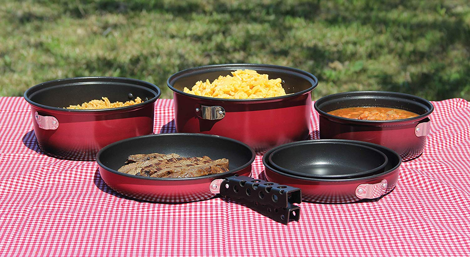 Best Camp Cookwares – Reviews & Buying Guide