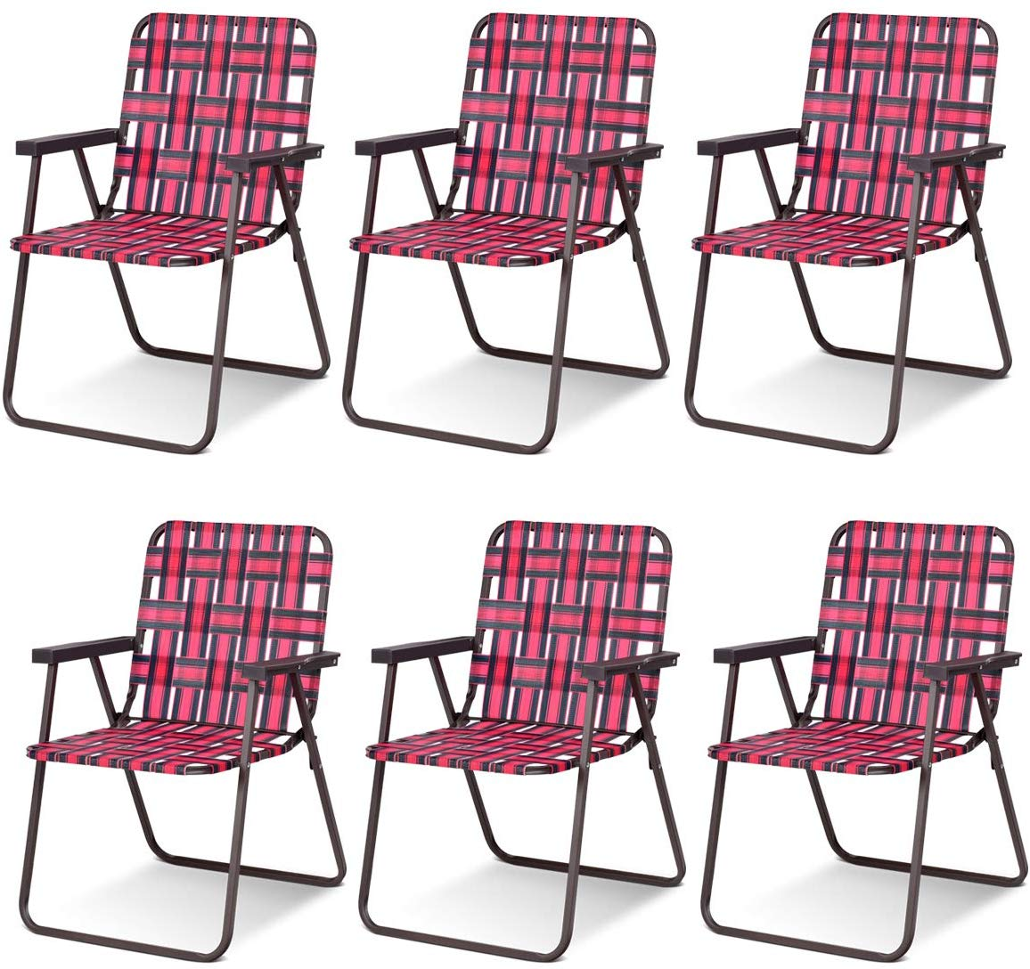 Giantex 6 PCS Chair