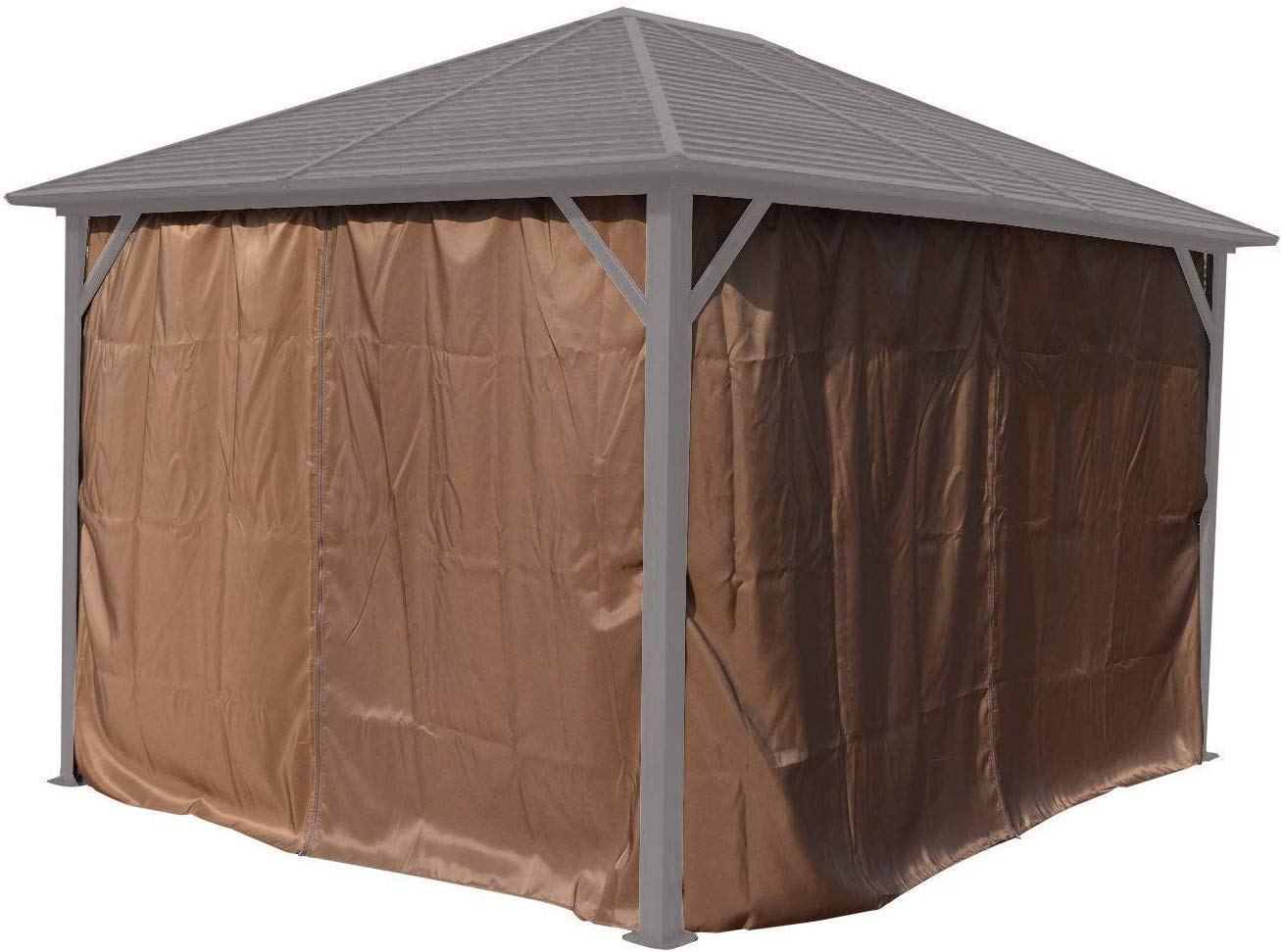 Kozyard Gazebo Privacy Sidewall