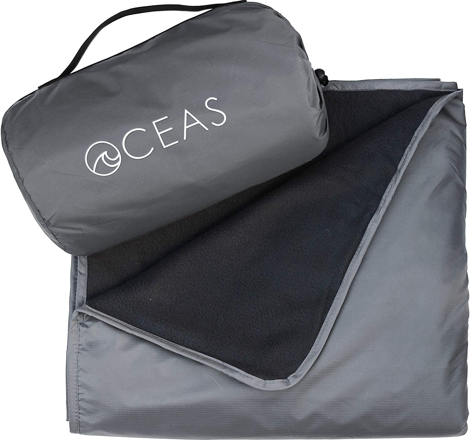 Oceas Outdoor Waterproof Beach Blanket