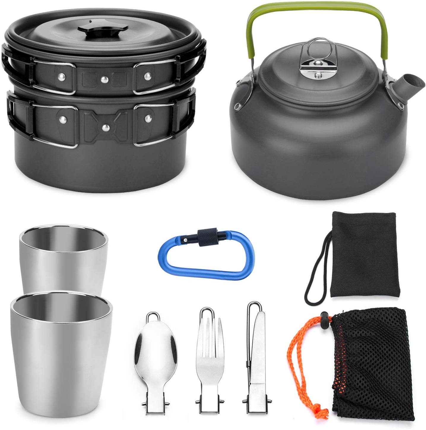 Odoland Cookware Mess Kit