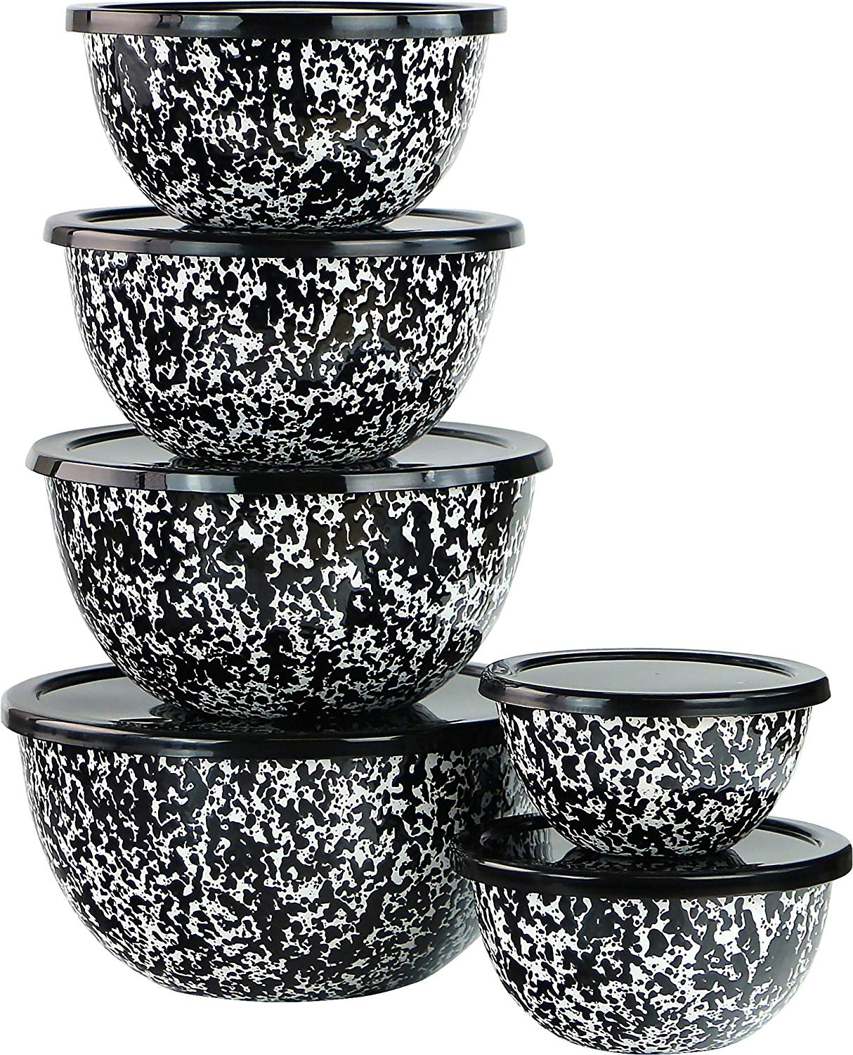 Reston Lloyd 44810 12pc Set Air Tight Lids Food Storage