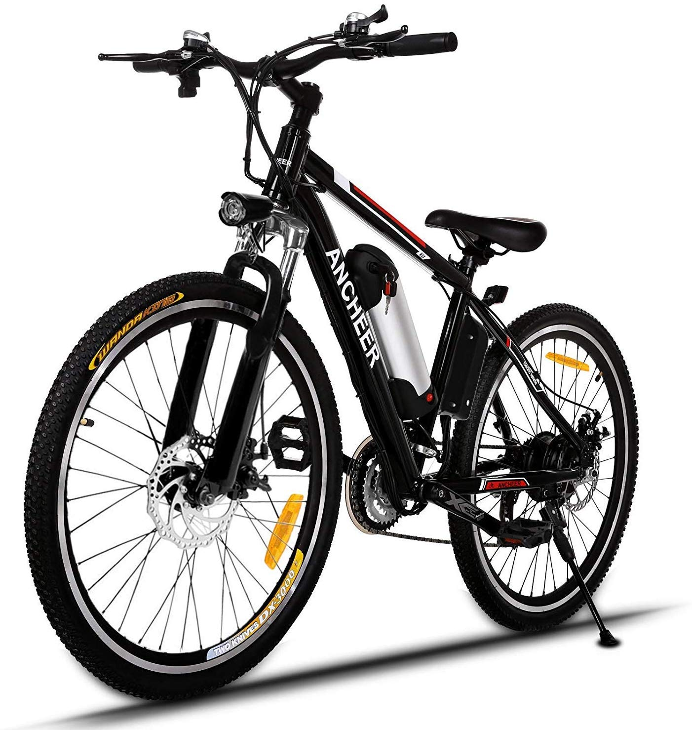 ANCHEER 500W 250W Adult Electric Mountain Bike