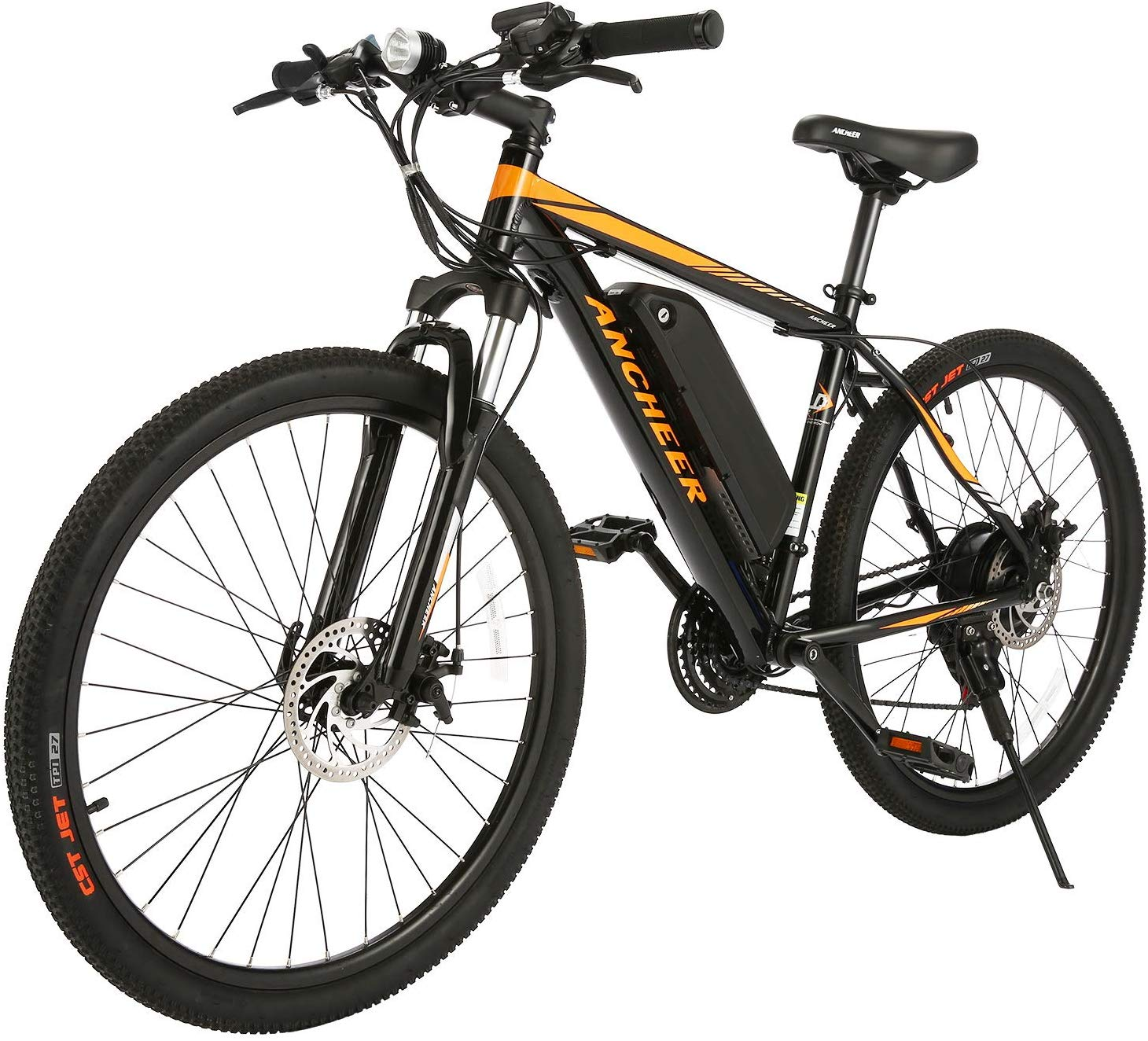 ANCHEER Electric Mountain Bike 350W 26 27.5 Inches