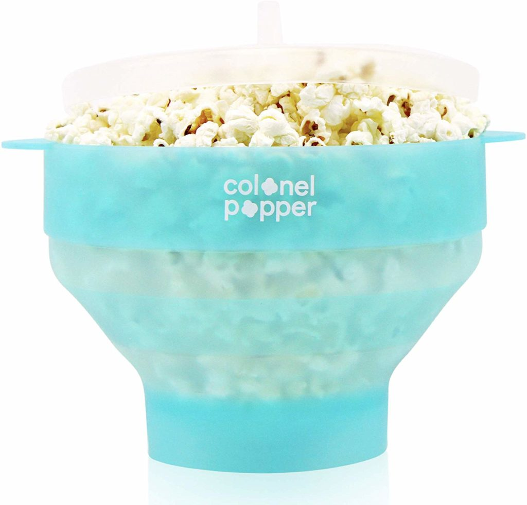Colonel Popper Microwave Popcorn Maker