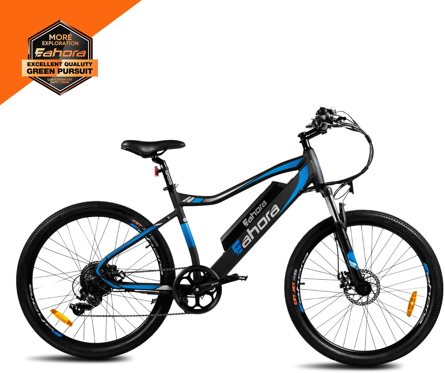 Eahora 26 Inch Mountain Electric Bicycle