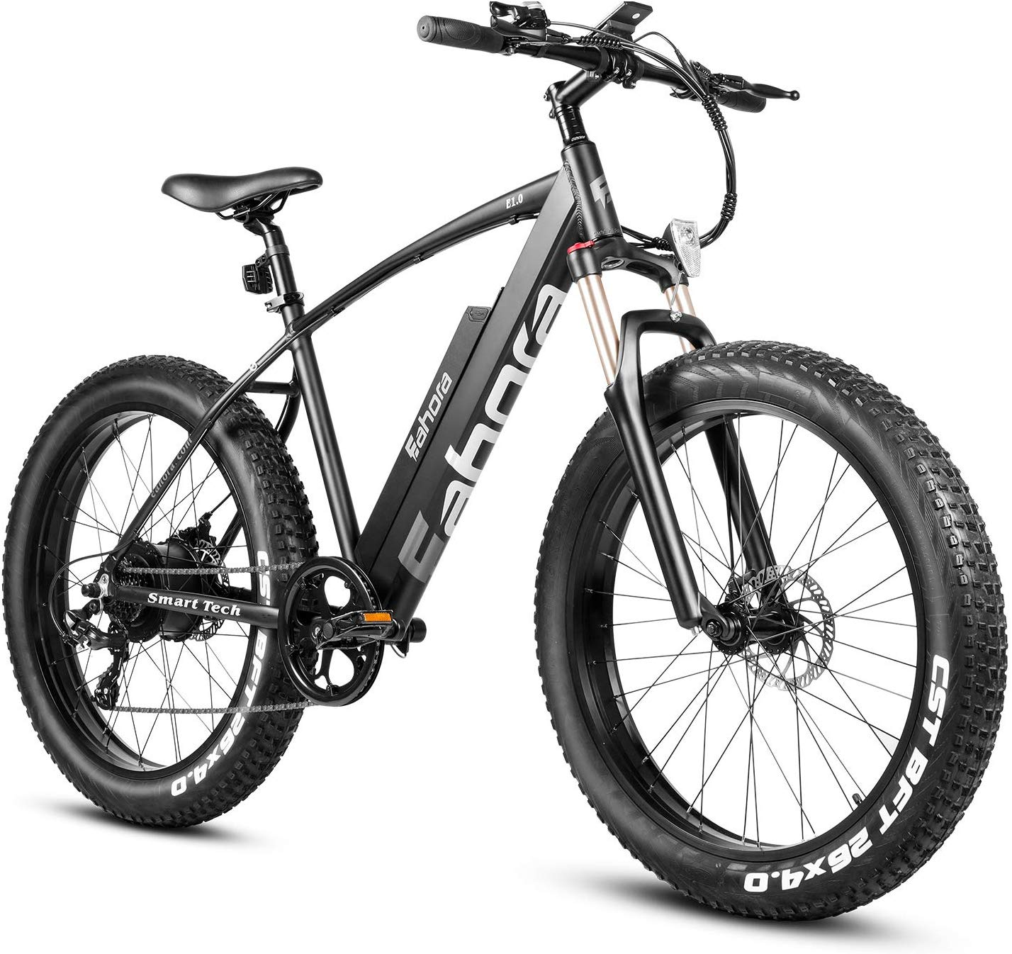 Eahora 500W Electric Mountain Bike