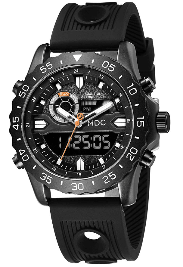 Infantry Big Face Military Tactical Watch