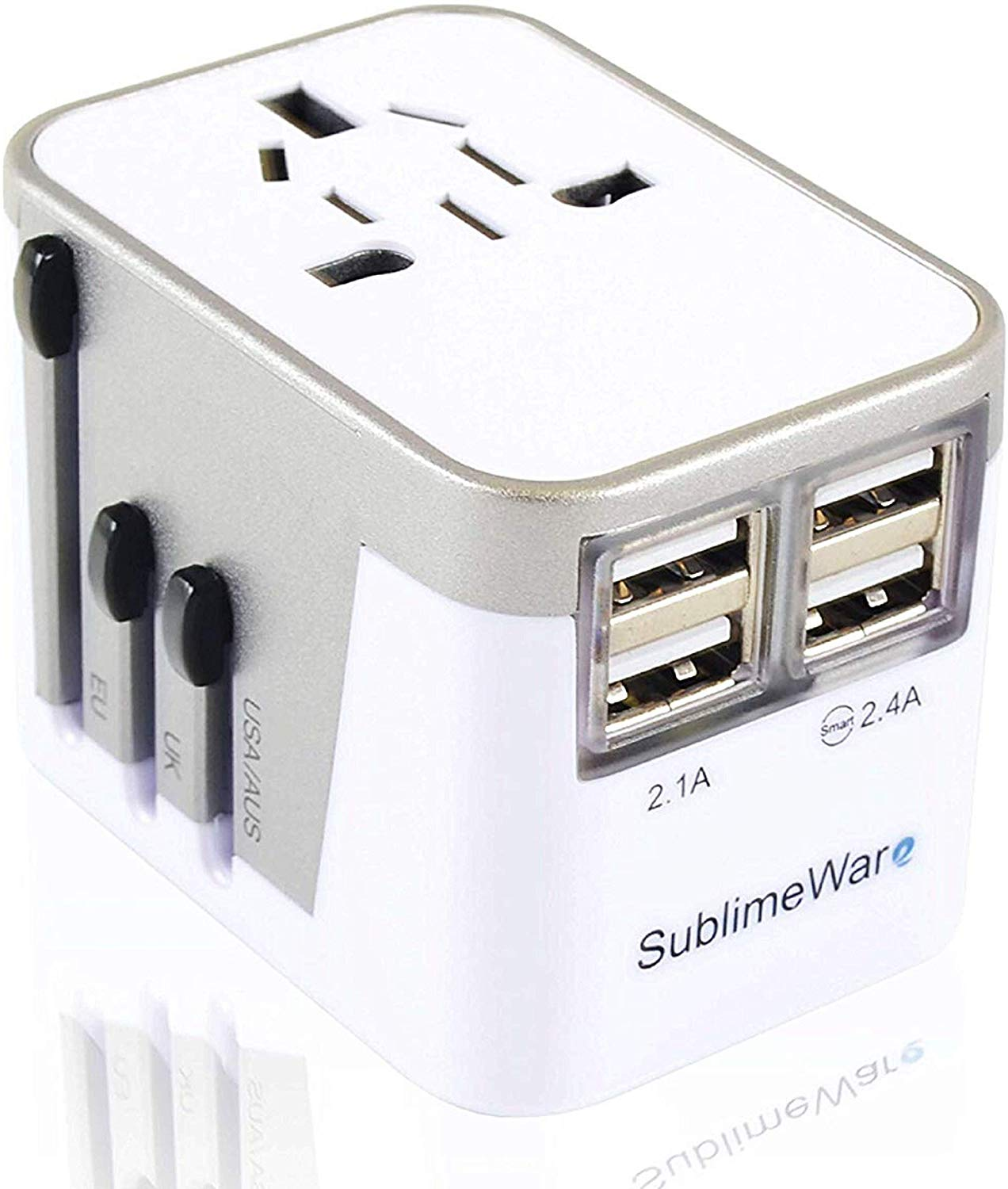 Power Plug Adapter by SublimeWare