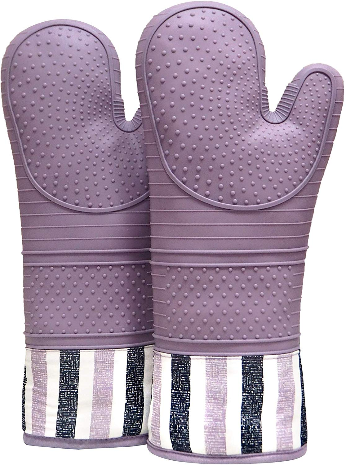 RED LMLDETA 550 Degree Oven Hot Mitts – 1 Pair