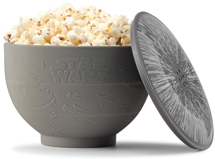 W&P WPSW-POP Wars Microwave Popcorn Maker