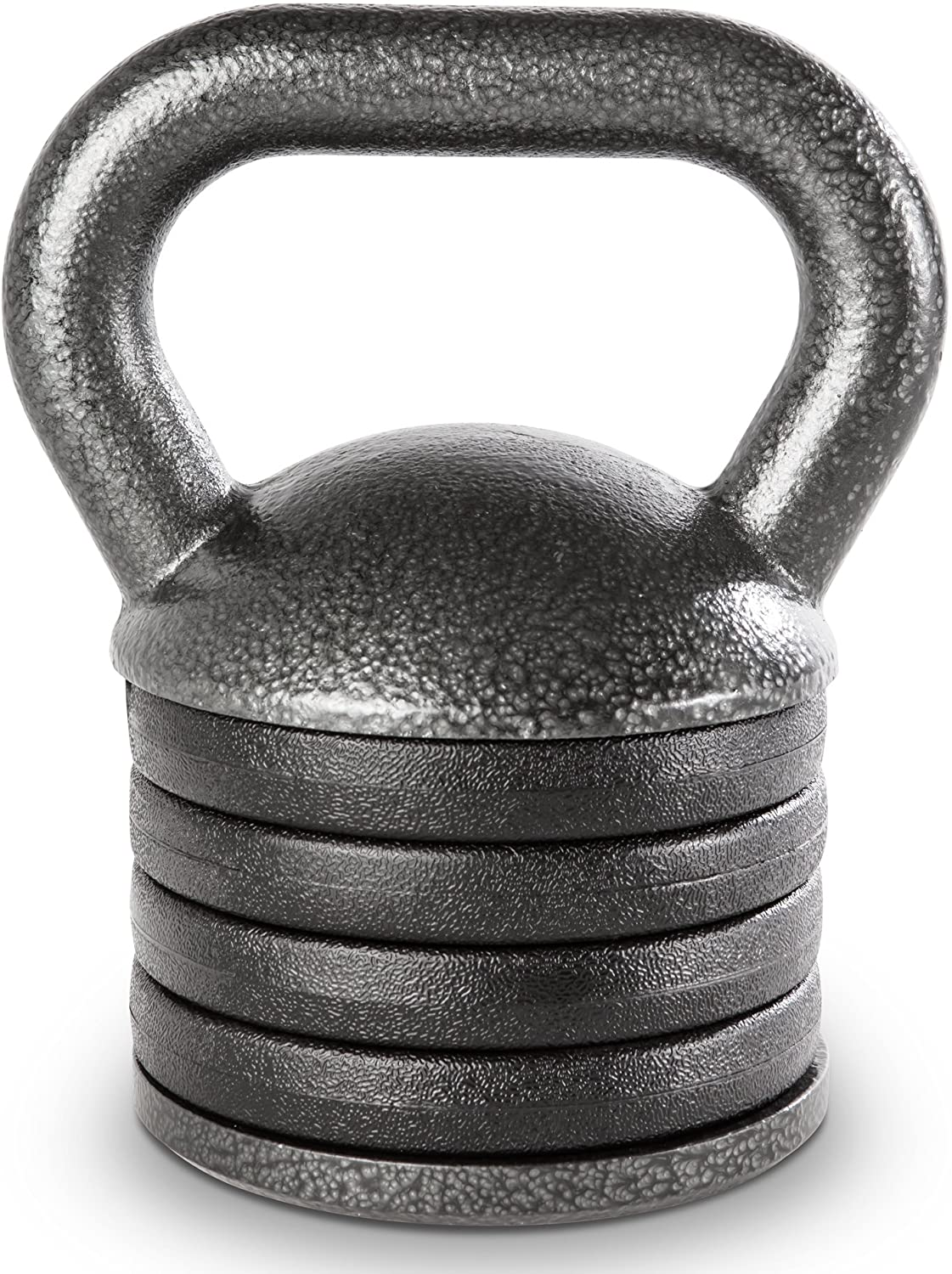 Apex Adjustable Heavy-Duty Exercise Kettlebell