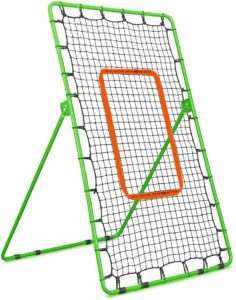 Flair Sports Pitch Back Rebound Net