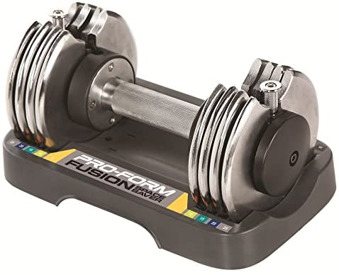 ProForm SpaceSaver Dumbbell