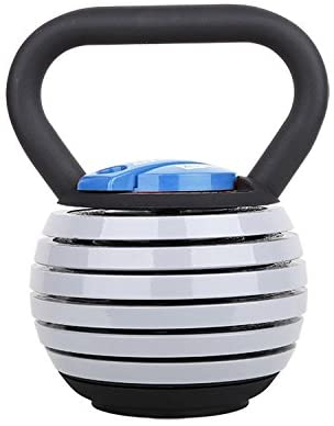 Rock Solid Wholesale 5-20 lb Adjustable Kettlebell