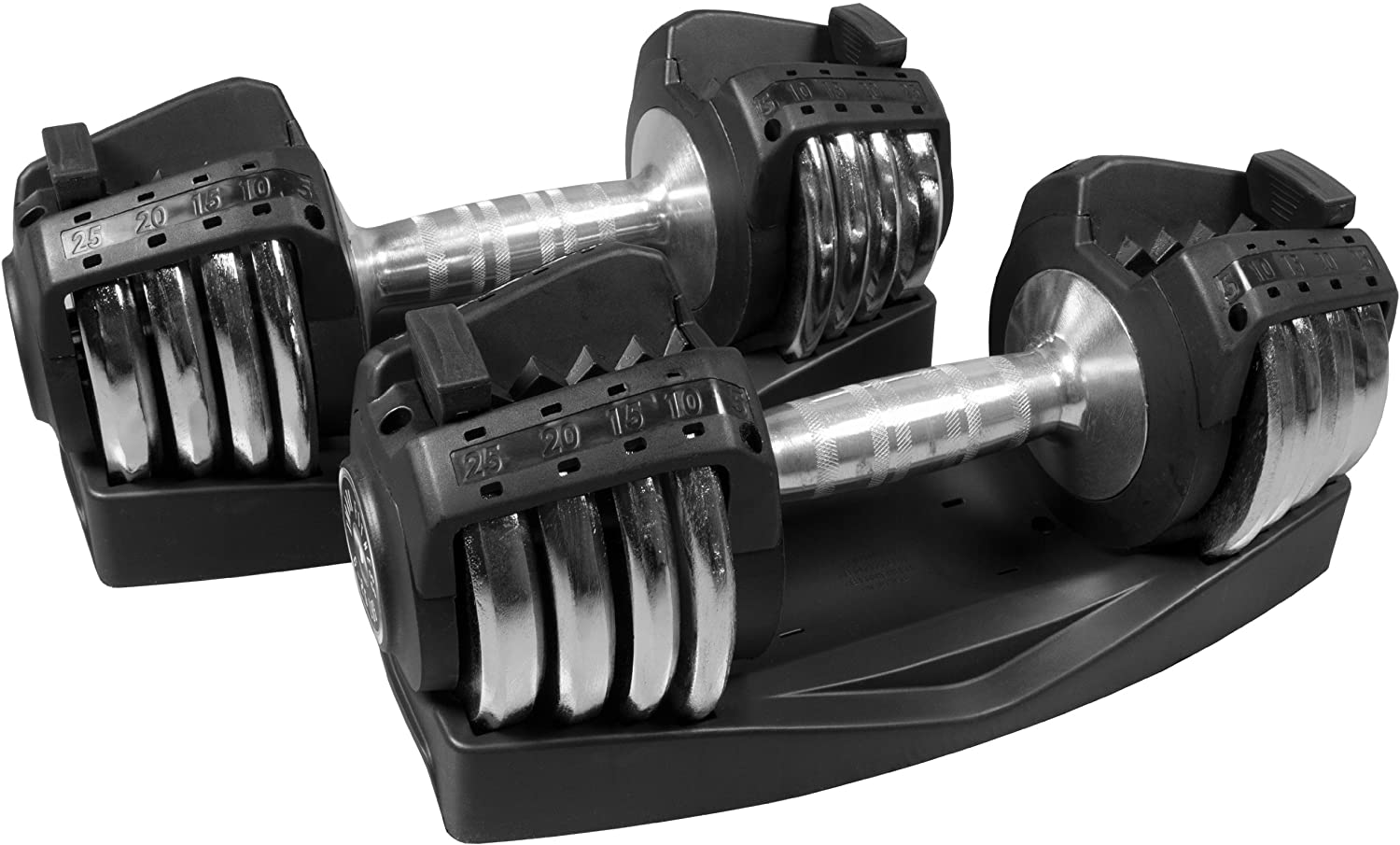 XMark Adjustable Dumbbell