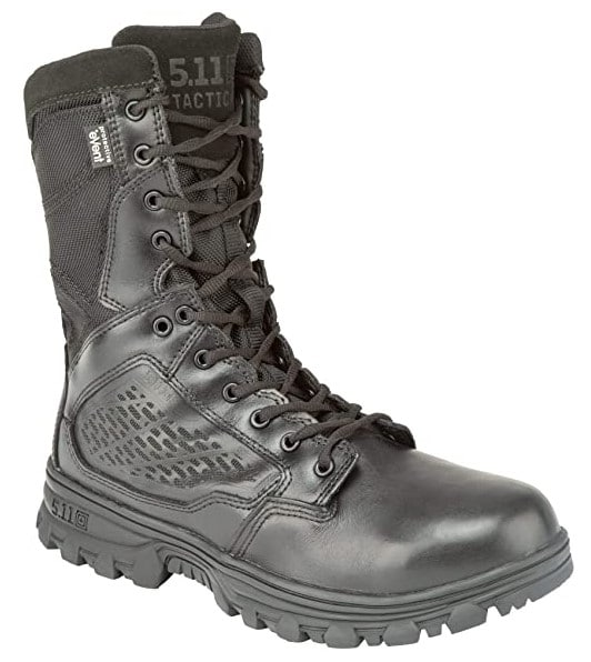 5.11 Tactical EVO 8-Inch Waterproof Boots, Style 12312