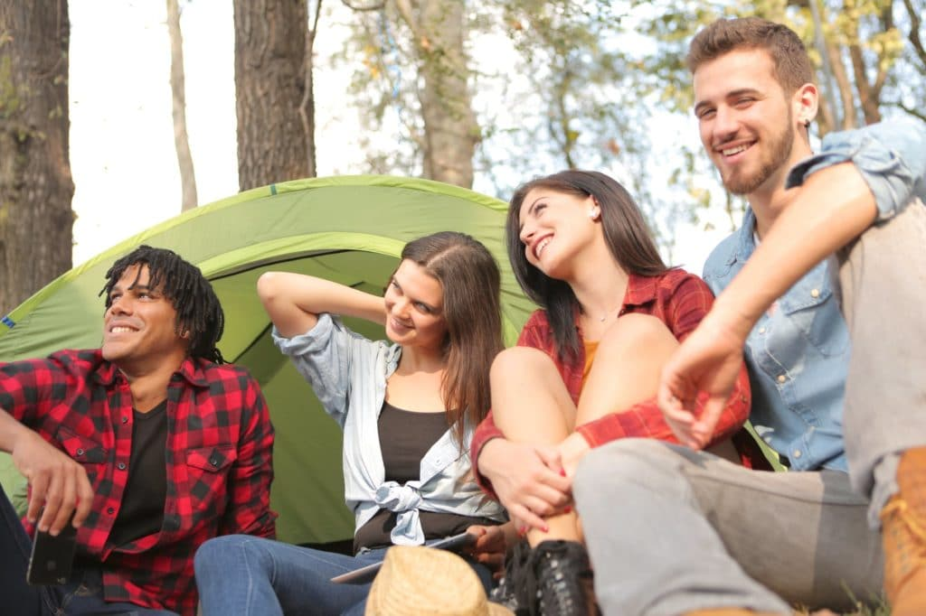 5 Tips for First-Time Campers